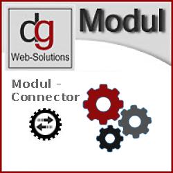 Modul Connector für OXID eShop CE + PE + EE