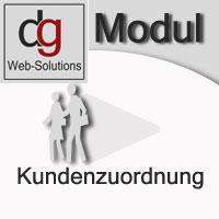 OXID Shop Modul Kundenzuordnung