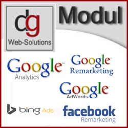OXID eShop Modul Google Analytics
