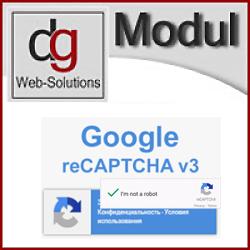 OXID Google reCaptcha V3 Modul