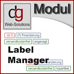 OXID Label Manager CE