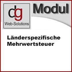 OXID Shop Modul Länderspezifische Mehrwertsteuer