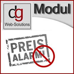 OXID Anti Preisalarm Modul
