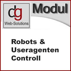 Robots & Useragenten Controll