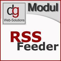 OXID Shop Modul Rss Feeder