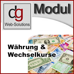 Währung & Wechselkurse automatisieren